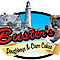 The Brass Monkey's Competitor - Busters Doughboys & Clam Cakes logo