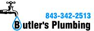 Butler's Plumbing's Company logo