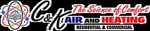 C & K Air And Heating's Company logo