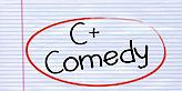 C+ Comedy's Company logo