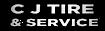Central Tire & Auto's Competitor - C J Tire & Service logo