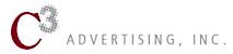 C3 Advertising's Company logo
