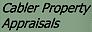 Manor Precept's Competitor - Cabler Property Appraisals logo