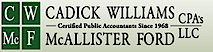 Cadick Williams McAllister Ford CPA's Company logo