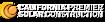 Solar Pile Driver's Competitor - California Premier Solar Construction logo