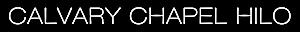 Calvary Chapel Hilo's Company logo