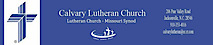 Calvary Lutheran Pre-school's Company logo