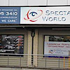 Camarena Porter Optometrist Ta Spectacle World's Company logo