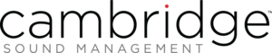 Cambridge Sound Management, Inc.'s Company logo