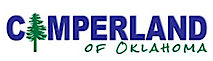 Camperland OK's Company logo
