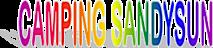 Camping Sandysun's Company logo
