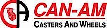 CanAm Casters wheels's Company logo