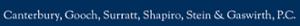 Canterbury, Gooch, Surratt, Shapiro, Stein & Gaswirth's Company logo