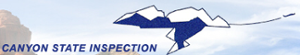 Canyon State Inspection's Company logo