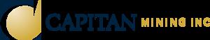 Capitan Mining's Company logo
