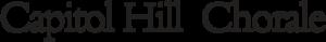 Capitol Hill Chorale's Company logo