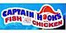 Captain Hooks Fish & Chicken Logo
