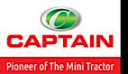 Captain Tractors's Company logo