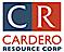 Kutcho Copper's Competitor - Cardero Resource logo