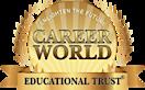 Career World's Company logo