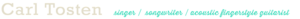 Carl Tosten's Company logo