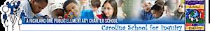 Carolinaschoolforinquiry's Company logo