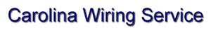 Carolina Wiring Service's Company logo