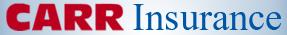 Carr Insurance's Company logo