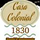 Casa Colonial 1830's Company logo
