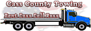 Cass County Towing's Company logo