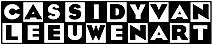 Cassidy Van Leeuwen's Company logo
