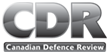 Canadiandefencereview's Company logo