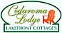 Schmidt Boat Lifts & Docks's Competitor - Cedaroma Lodge logo