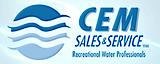 CEM Sales and Service's Company logo