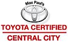 Central City Toyota's Company logo