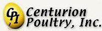 Centurion Poultry's Company logo