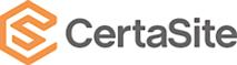CertaSite's Company logo