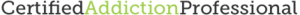 Certified Addiction Professional's Company logo