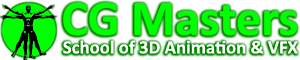 CG Masters School of 3D Animation & VFX's Company logo