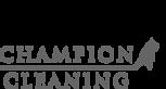 Champion Cleaning's Company logo