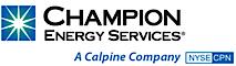 Champion Energy Services's Company logo
