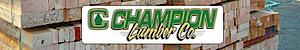Champion Lumber's Company logo