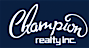 Annapolis Mower Repair Annapolis Maryland Lawn Mower Repair And Service's Competitor - Champion Realty Mortgage logo