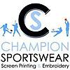 Champion Sportswear's Company logo