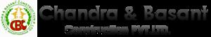 Chandra And Basant Construction's Company logo