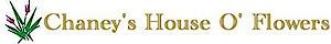 Chaney's House O' Flowers's Company logo