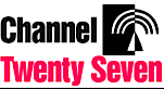 Channel27Radio's Company logo