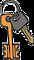 Chardon Locksmith Logo