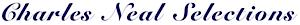 Charles Neal Selections's Company logo