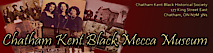 Chatham Kent Black Mecca Museum's Company logo